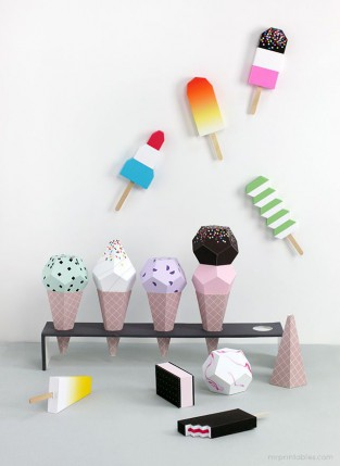 Icecream Art