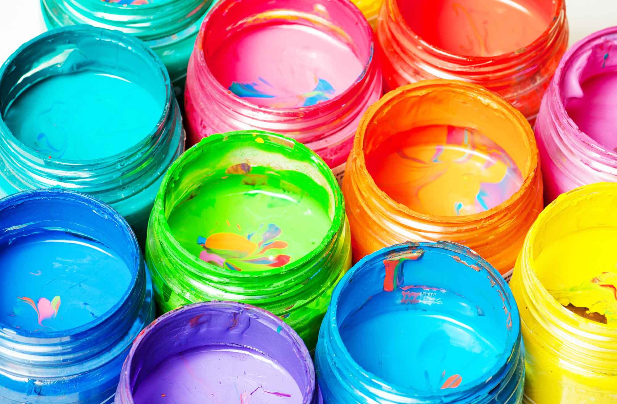 Kleur Veel Kleur : Sysch wat vertellen kleuren
