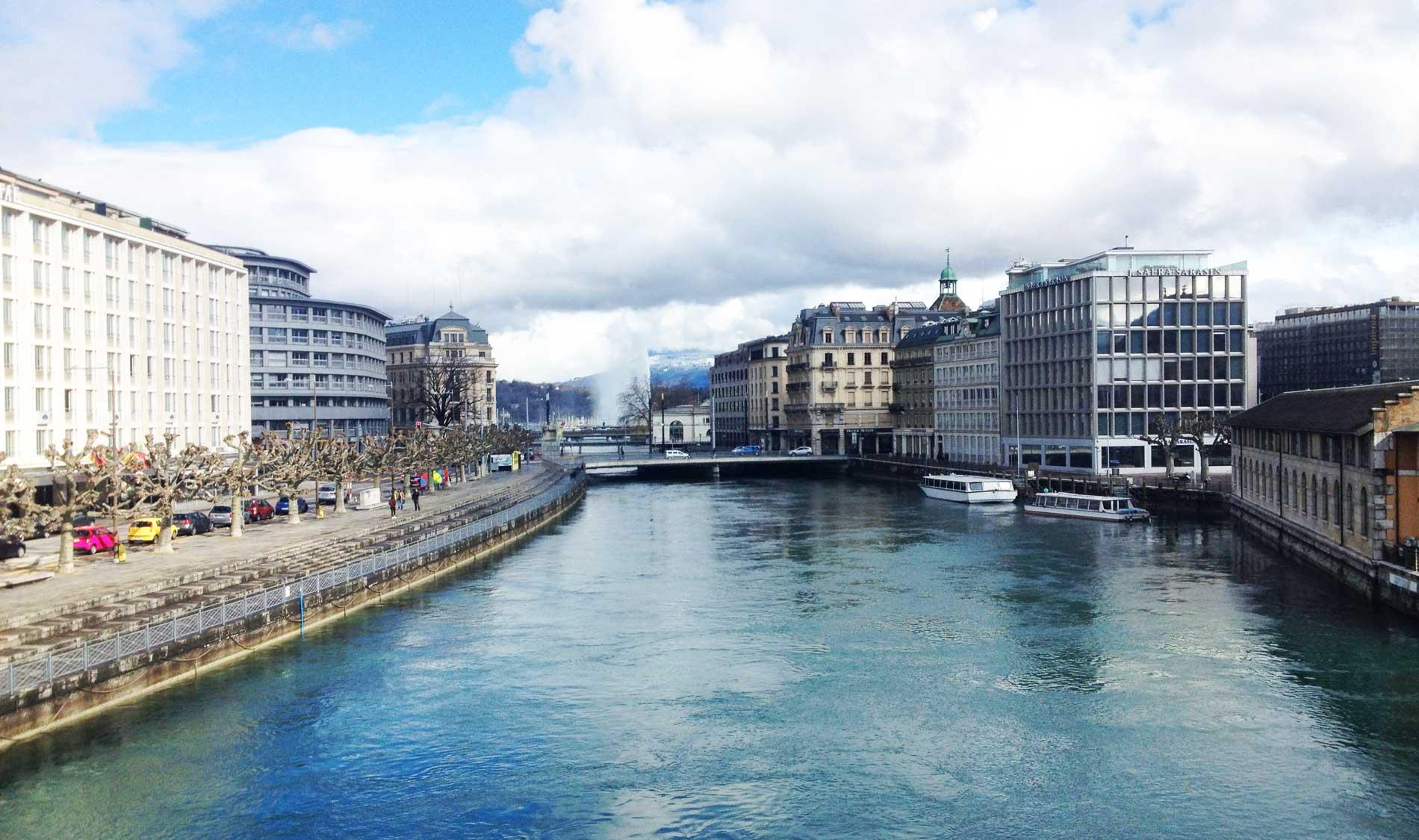 En dat was Geneve in maart